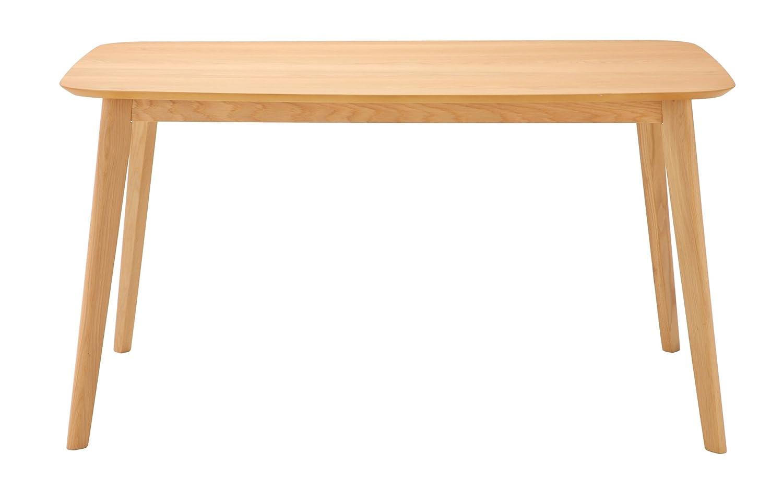 あずま工芸 ダイニングテーブル プレイン 135cm幅 TDT-1116 B00XQZPKNI