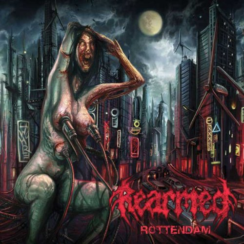Re-Armed: Rottendam (Audio CD)
