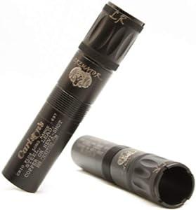 Carlson's Choke Tube Benelli Crio Plus Cremator Non-Ported Waterfowl Choke Tubes, 12 Gauge, MR & LR, Black