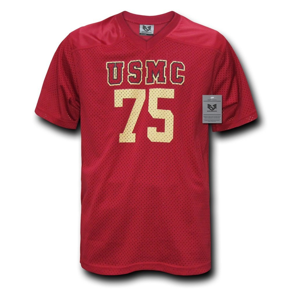 653b726be7 Amazon.com : Rapiddominance Marines Practice Jersey : Camouflage Hunting  Apparel : Sports & Outdoors