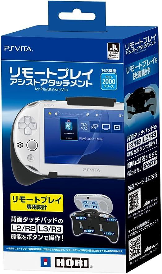 Amazon.com: HORI PS Vita 2000 L2/R2 L3/R3 Remote Play Assist ...