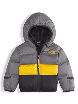 Image Unavailable. Image not available for. Colour  The North Face Baby Boys   Moondoggy 2.0 Down Jacket ... 0da50cd54