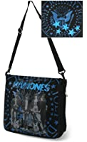 The Ramones - Band Photo Messenger Bag Specialty Bags 16 x 14in
