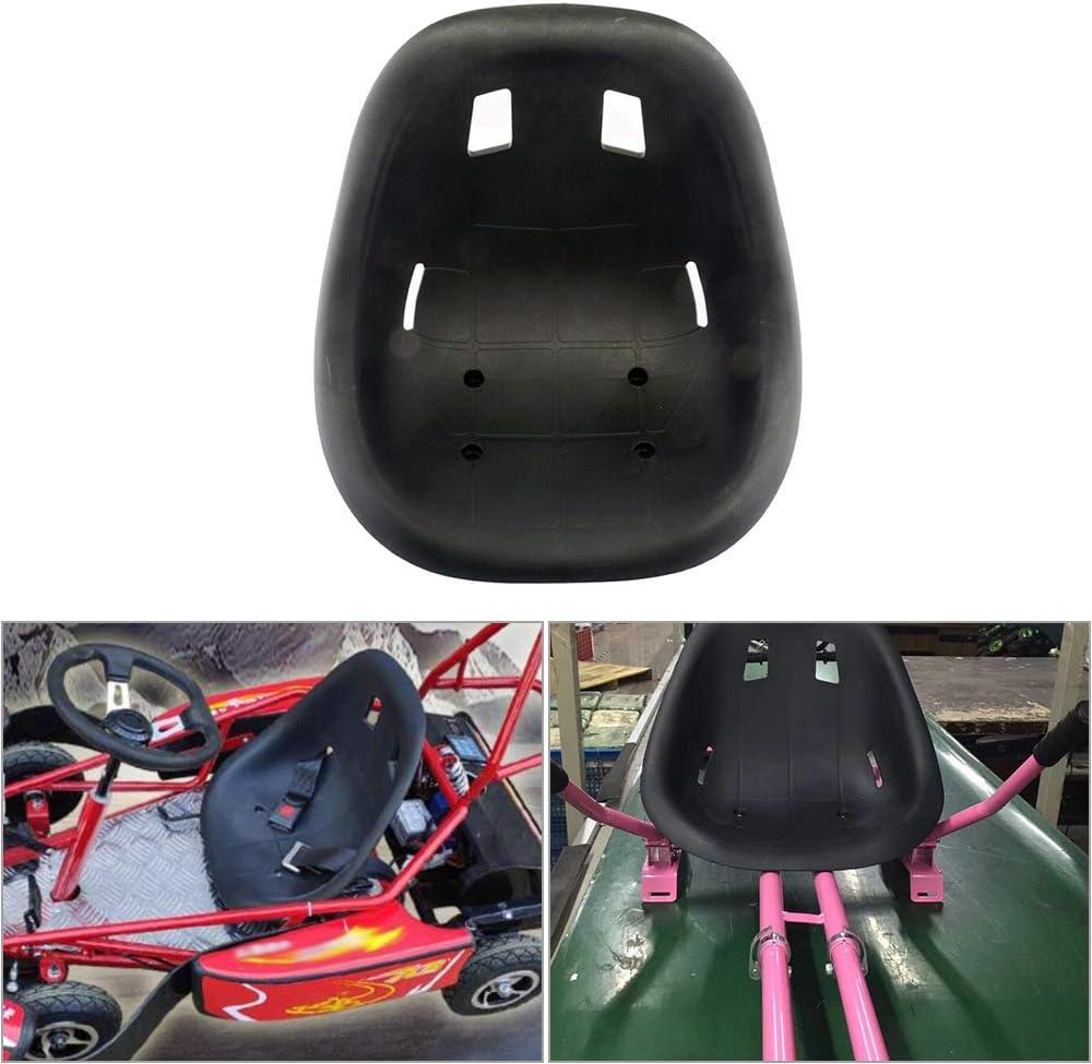 KKmoon Selle de Rechange pour Kart Seat pour Drift Trike Racing Balancing Vehicle Go Kart