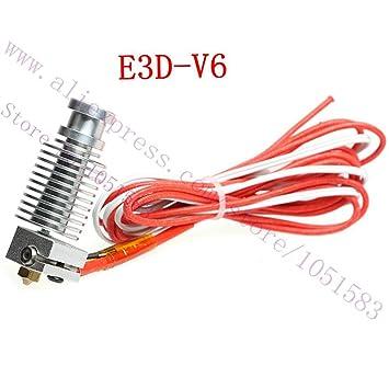KTC más avanzada tecnología informática, E3D V6 Todo extrusora de ...
