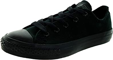 Converse Chuck Taylor All Star Low Top Sneakers Infant Toddlers Size 2 Black