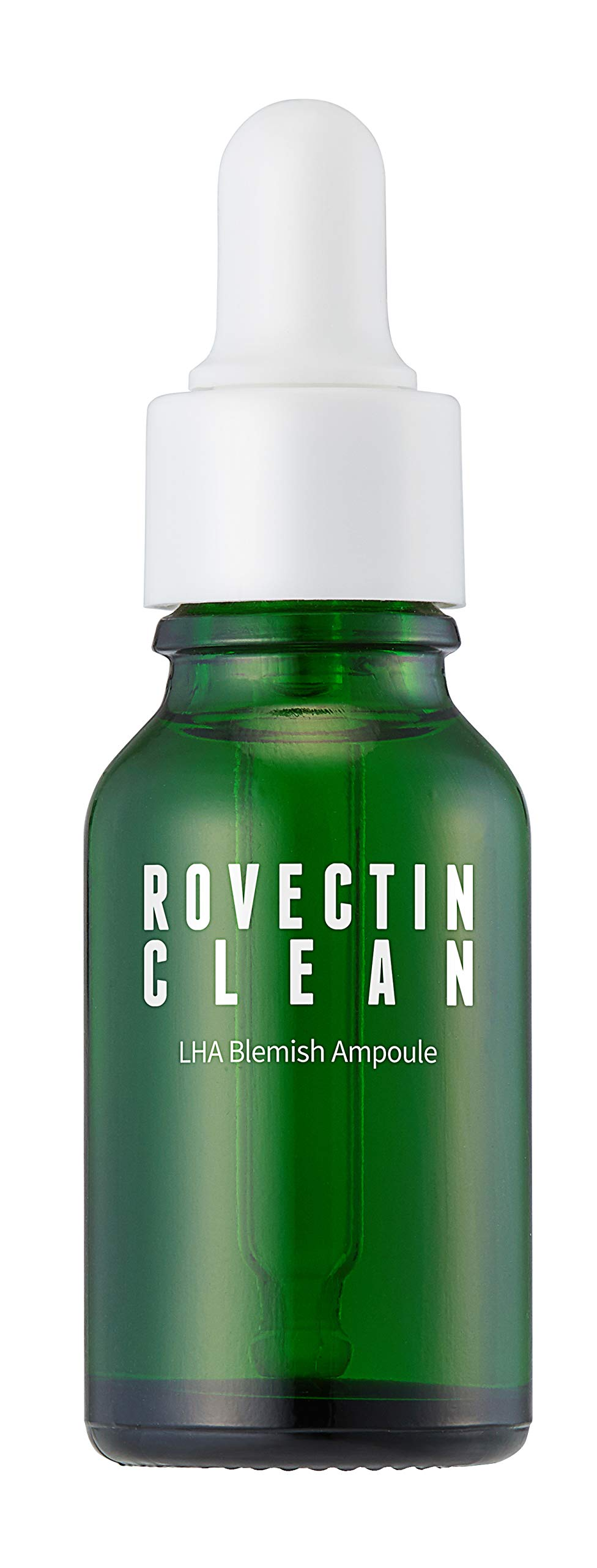 [Rovectin] Clean LHA Blemish Ampoule - Gentle and Daily Anti-Aging Ampoule with Neroli (0.51 fl.oz, 15ml)