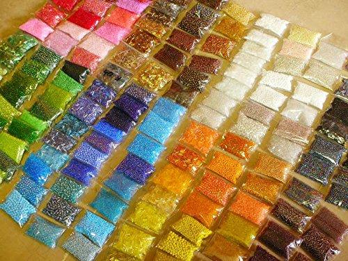 Perlin ROCCAILLES Lot de 140 Patins /à Glace 2,8 Kilo 2 3 4 6 mm ROCAILLES