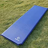 Redcamp Self-Inflating Air Mattress for Camping, Sleep On Air,XL Lightweight Folding Backpacking Sleeping Pad,79
