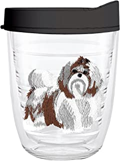 product image for Smile Drinkware USA-SHITZU 12oz Tritan Insulated Tumbler With Lid and Straw