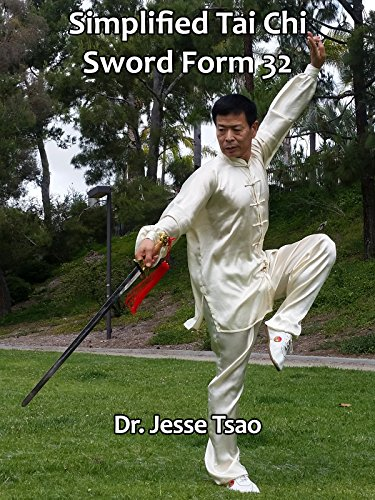 Simplified Tai Chi Sword Form 32 by