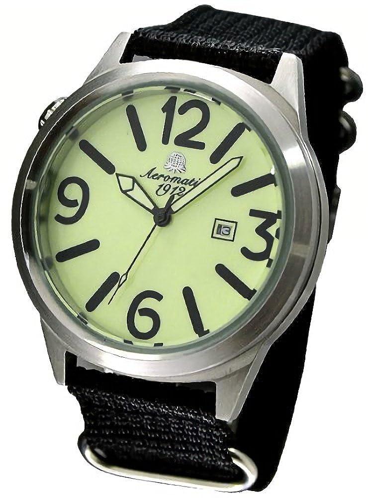 エアロマチック1912 腕時計 二戦 ドイツ 戦車砲軍用 伝説 復刻 A1371 [並行輸入品] B00ECTE7N6