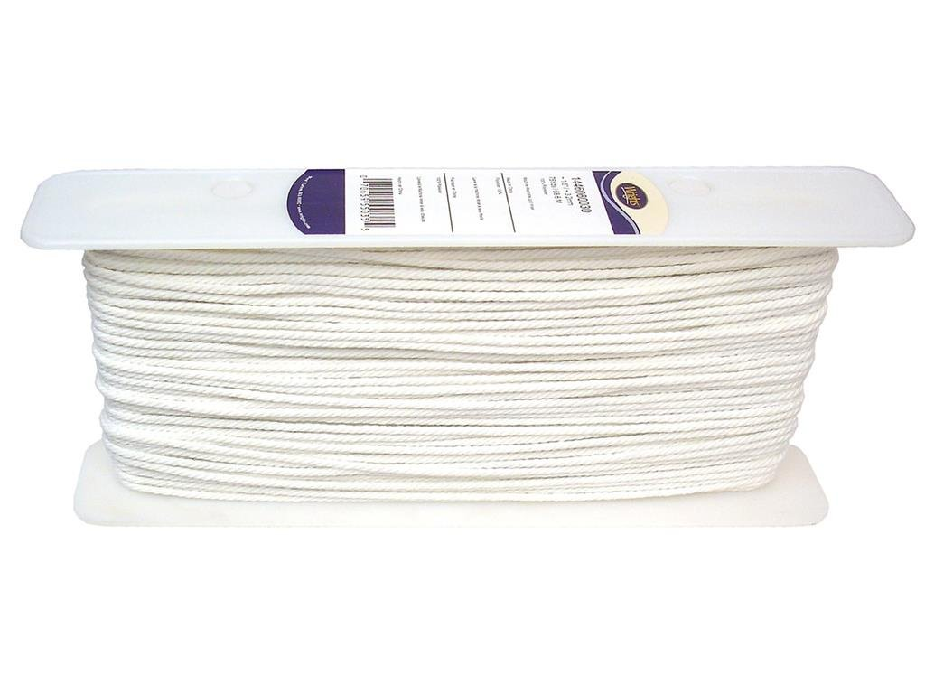 Wrights WRI144-6060.30 Cable Cord Wrights Cable Cord 1/8 White