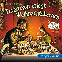 Pettersson kriegt Weihnachtsbesuch (Pettersson und Findus Hörspiel)