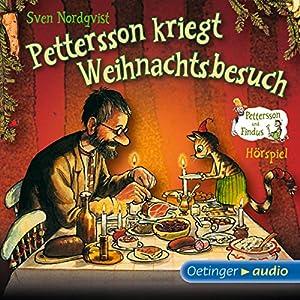 Pettersson kriegt Weihnachtsbesuch (Pettersson und Findus Hörspiel) Hörspiel