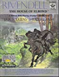 Rivendell: The House of Elrond (Middle Earth Role Playing/MERP #8080)