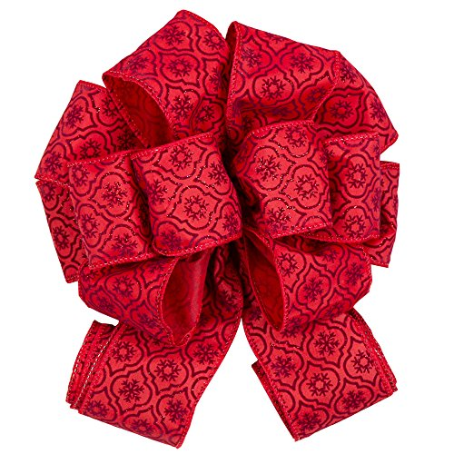 Best Jaclyn Smith Tree Topper Bow May 2019 ★ Top Value