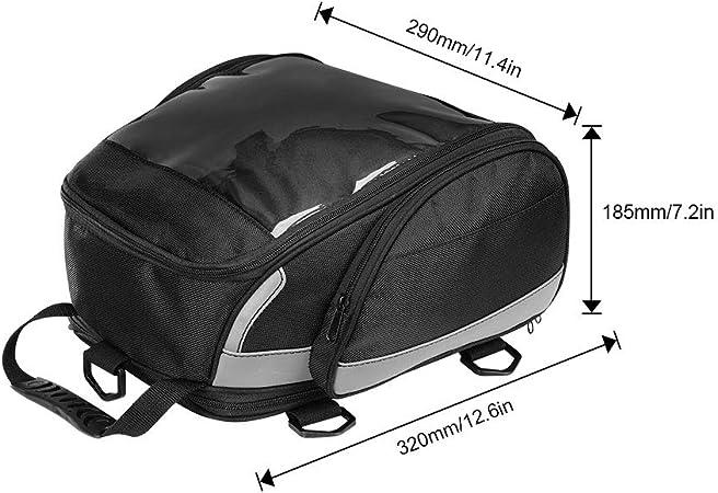 Amazon.com: Bolsa de almacenamiento para motocicleta ...