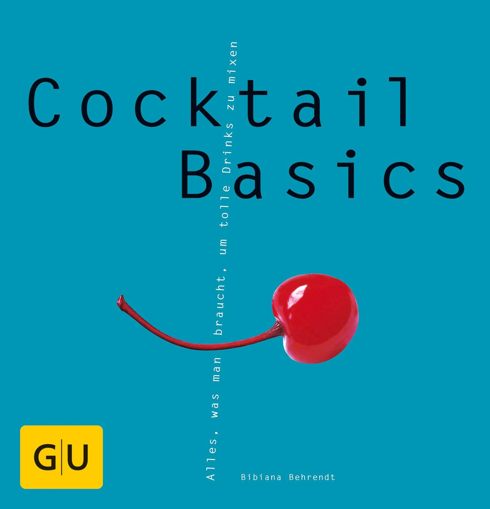 Cocktail Basics GU Basic cooking
