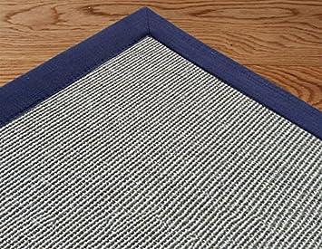 Amazon De Asl Sisal Teppich Grau Stroh Flachs Teppich Kreativ