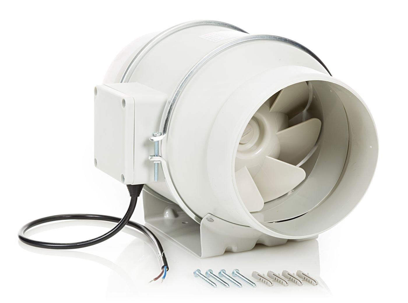 DFA150 Rohrventilator Kanalventilator 150-160 mm STERR