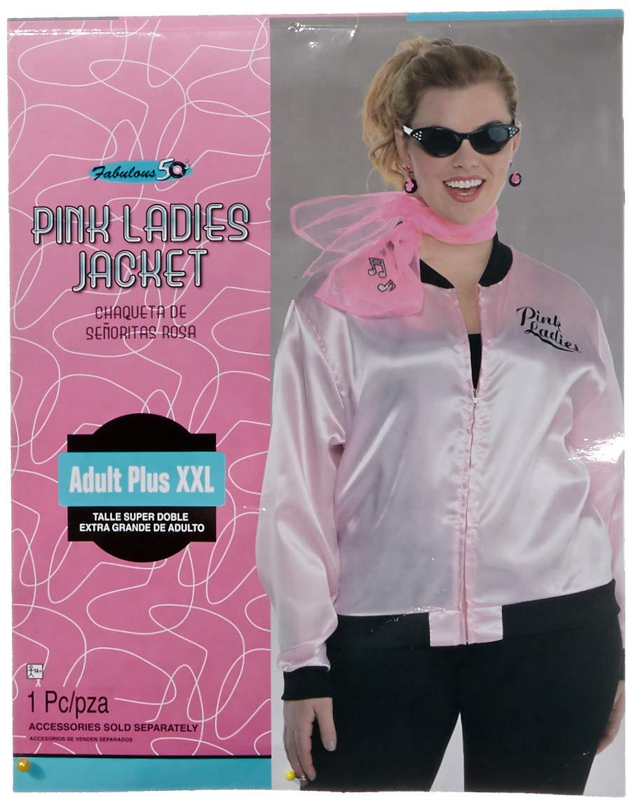 amscan 50s Ladies Jacket - Adult Plus
