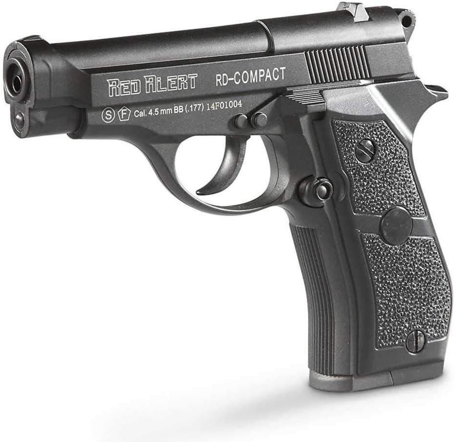 Gamo 6111646 - Pistola Red Alert Rd-Compact. *Cargador 6212553 - Cal: 4,4