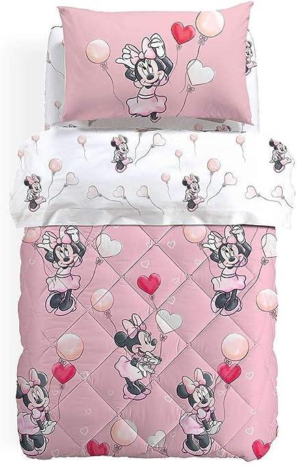 Trapunte E Piumoni Disney.Minnie Love Amazon It Casa E Cucina