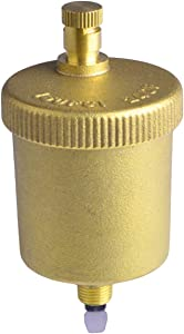 Hydro Master 0571800 1/8 Inch Automatic Air Vent Valve