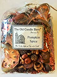 Old Candle Barn Pumpkin Spice Potpourri ...