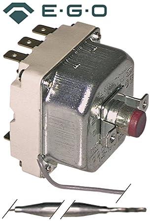 Seguridad Termostato EGO Tipo 55.31532.060 para lavavajillas, Bain ...