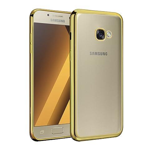 coque samsung a3 2017 gold