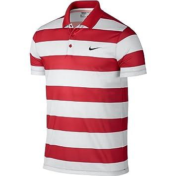 Polo Bold Stripe Manches Nike Modern Homme Victory Courtes Fit À U4wxOB1qB
