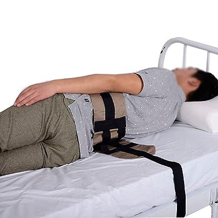 Cama Para Pacientes Ancianos Banda Sujeción Del Cinturón Seguridad Tronco Viejo Cinturón Protección Médica Cinturón Protección