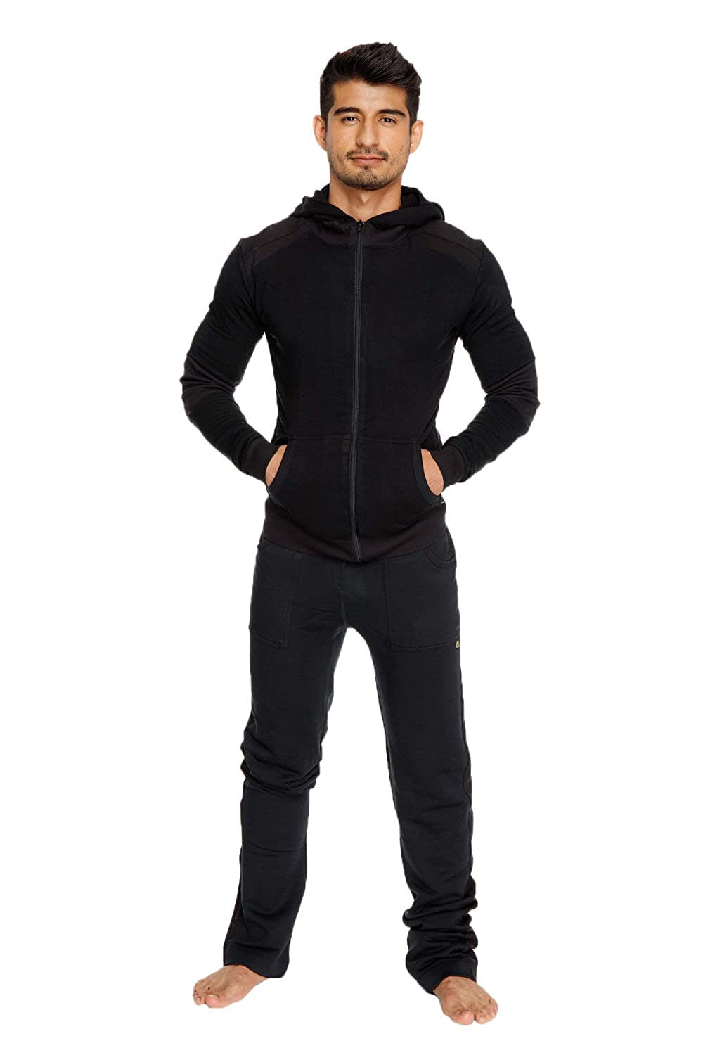 4-rth Winter-Collection Mid-Weight Luxury-Fleece Track /& Lounge Hoodie