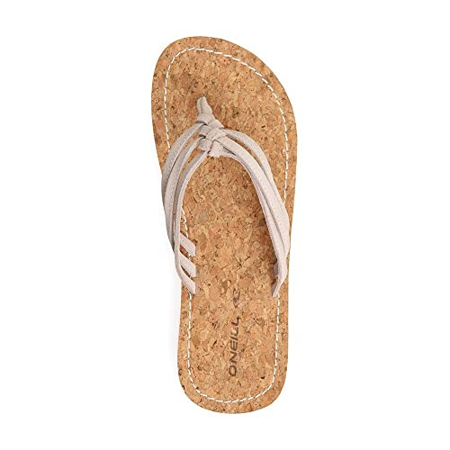 8393cecff08 ONeill Stylie Cork Sandals Pastel Pink Uk8  Amazon.co.uk  Shoes   Bags