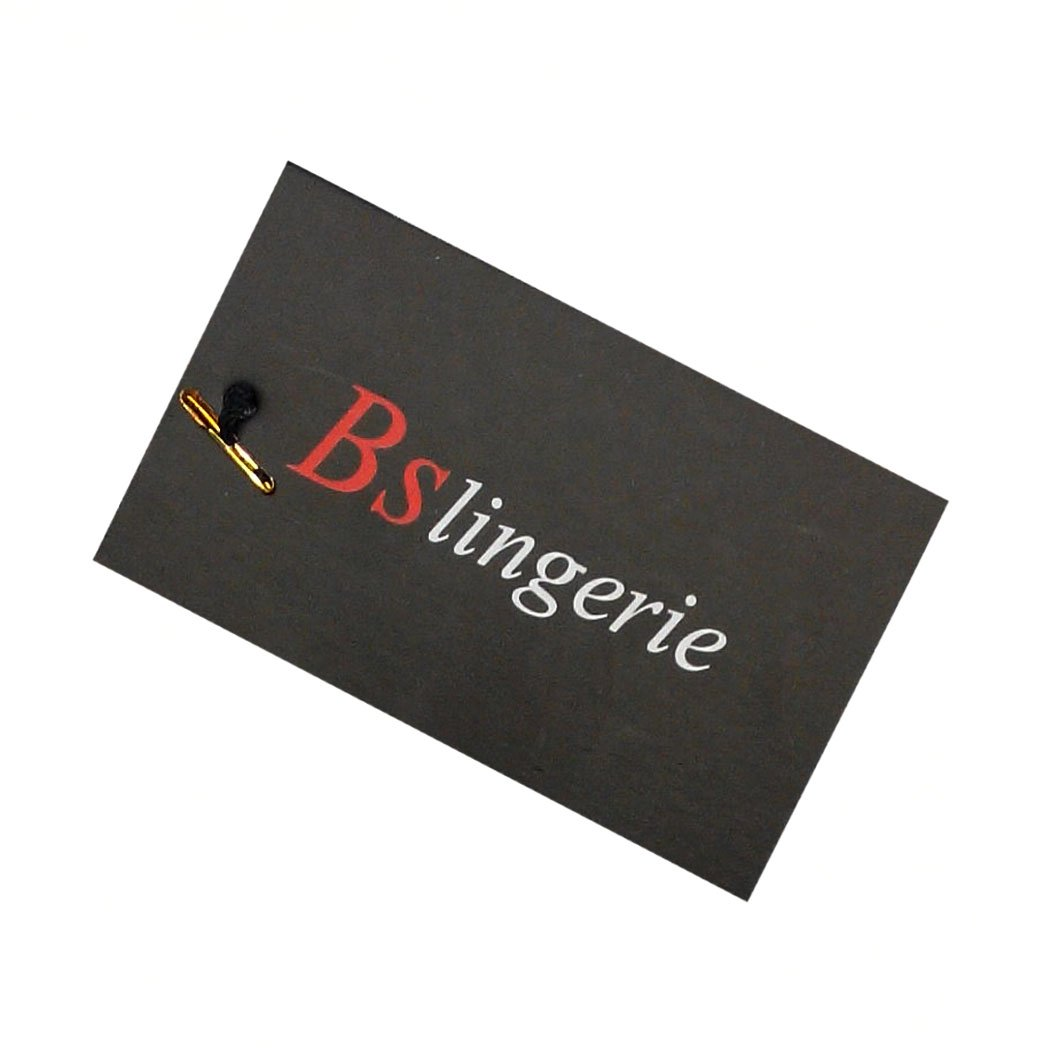 Bslingerie® Damen Gothic glänzend Bunt Brokat Korsett Corsage Bslingeire