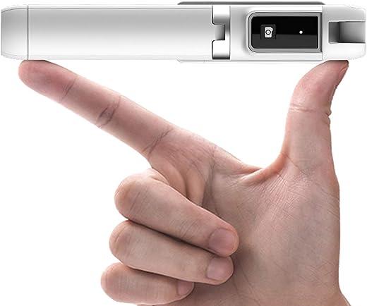 عصا سيلفي 3 في 1 قابلة للتمديد، مع حامل موبايل قابل للفصل من تايكوم يعمل عن بعد بالبلوتوث وتستخدم كحامل ثلاثي الارجل لهواتف ايفون 12/ اكس اس/ 8/ 11/ 11 برو/، وجالكسي اس 10/ اس 9 بلس/ اس 8/ نوت 8