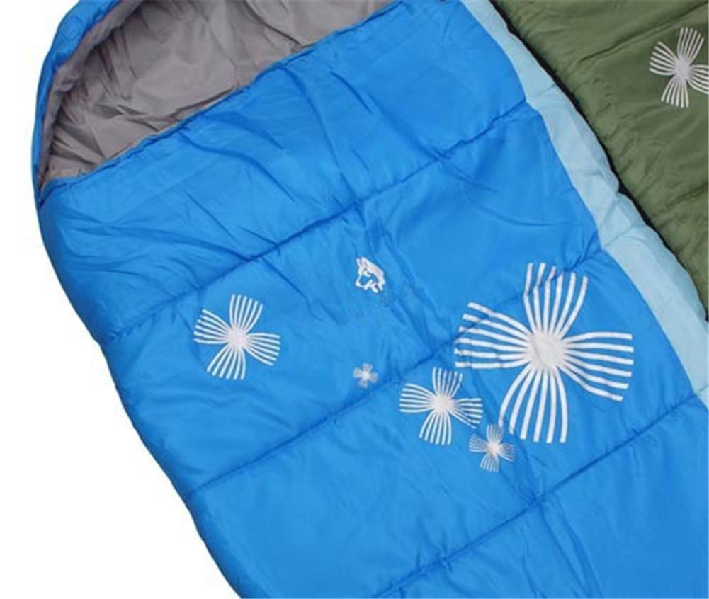 LZH Schlafsack Umschlag Leicht Warm, Warm, Warm, f¨¹r 3 Saison Leicht zu tragen Draussen Camping Wandern B075XLZ1VX Hüttenschlafscke & Inletts Förderung dbfcec