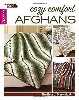 Cozy Comfort Afghans | Crochet | Leisure Arts (7108): Leisure Arts