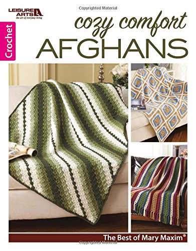 Cozy Comfort Afghans | Crochet | Leisure Arts (7108) - Crochet Afghan