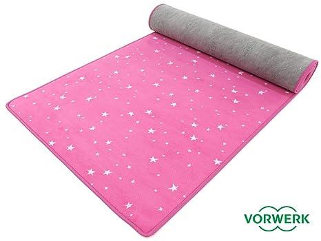 Bijou stars di der vorwerk tappeto passatoia von hevo® in pink in