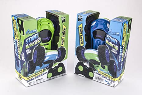 Amazon com: XB Monzoo Stunt Monster: Toys & Games