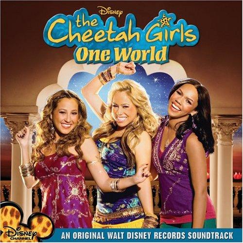 Cheetah Girls:  One World Soundtrack by Umgd/Disney