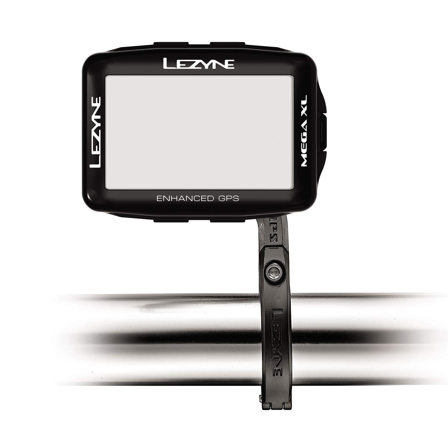 Lezyne GPS Out Front Mount Black
