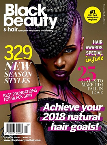 Mix Uk Limited Edition (Black Beauty & Hair – the UK's No. 1 black magazine)