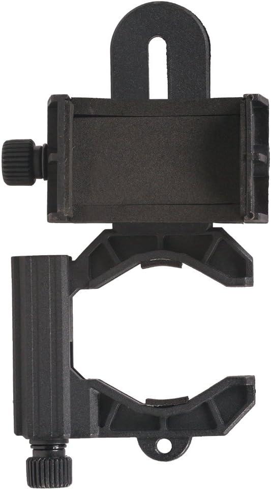Adaptador Universal para Teléfono Móvil Levenhuk A10 para Telescopios, Microscopios y Prismáticos: Tome Fotografías de Todas Sus Observaciones
