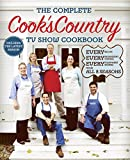 The Complete Cook's Country TV Show Cookbook Season 8: Every Recipe, Every Ingredient Testing, Every Equipment Rating from All 8 Seasons