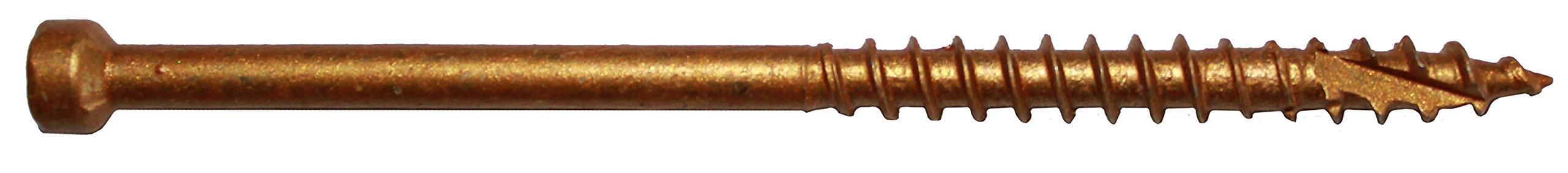 U2 Fasteners F-08-102500-P Fine Screw 8x2-1/2-inch, Quantity(475), 8 x 2-1/2'' by U2 Fasteners