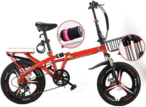 Grimk 19 Pulgadas Plegable De Aluminio Bicicleta De Paseo Mujer ...